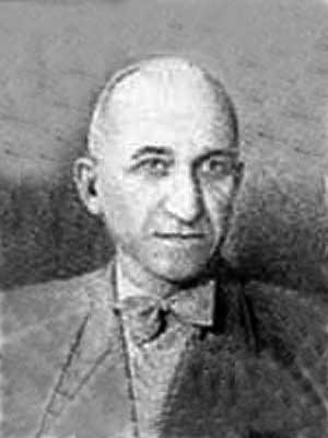 советский поэт Сергей Алымов