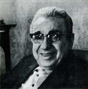 советский композитор Матвей Блантер