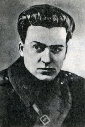 советский поэт Пётр Богданов