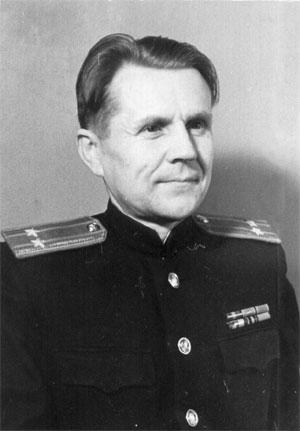 советский поэт Николай Букин
