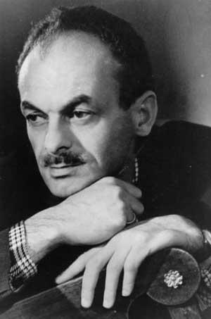 русский советский поэт Булат Окуджава