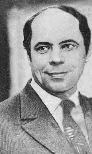 советский композитор Юрий Чичков