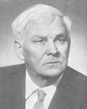 советский поэт Александр Чуркин
