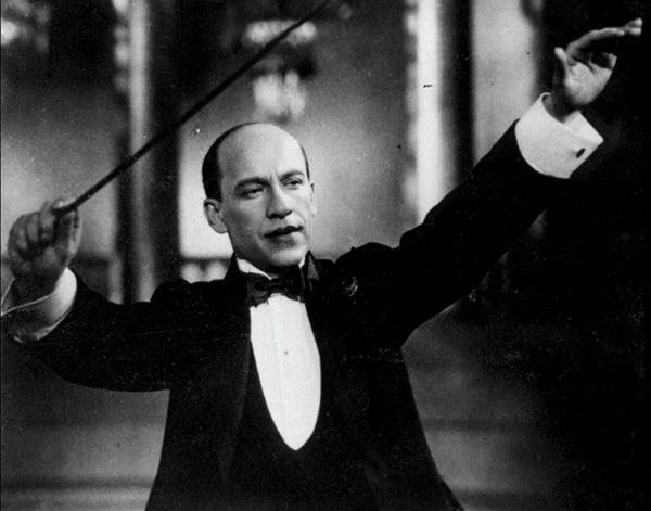 Дунаевский и оркестр