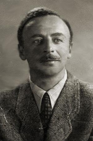 советский поэт Владимир Дыховичный