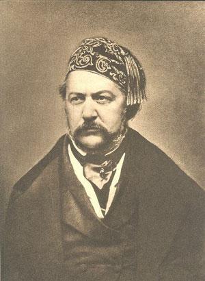 русский композитор Михаил Глинка