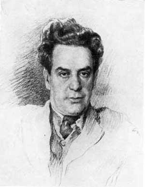 советский поэт Михаил Голодный
