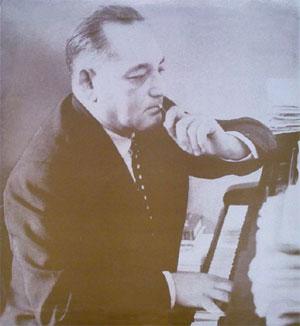 советский композитор Сигизмунд Кац
