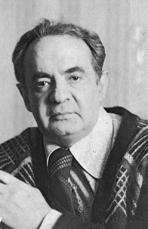 советский композитор Эдуард Колмановский