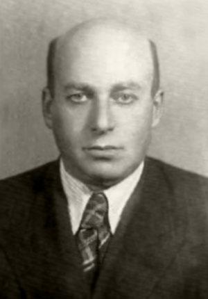 советский поэт Осип Колычев