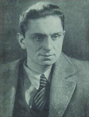 советский поэт Александр Коваленков