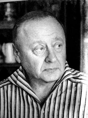 советский поэт Лев Куклин