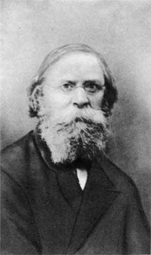 русский революционер Петр Лавров