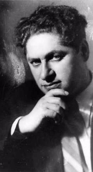 советский композитор Исаак Любан