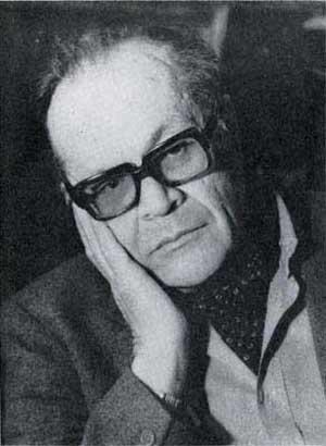 советский поэт Михаил Матусовский