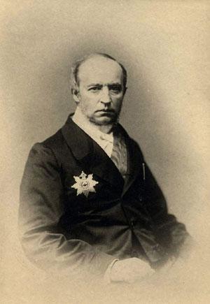 русский писатель Владимир Одоевский