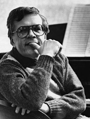 советский композитор Андрей Петров