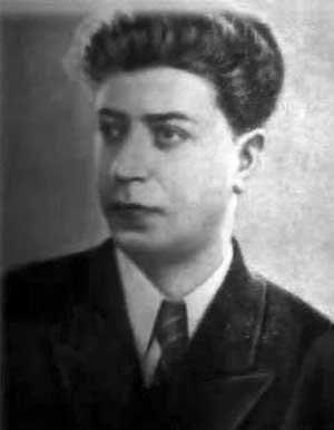 советский композитор Даниил Покрасс