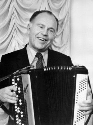 советский композитор Евгений Родыгин