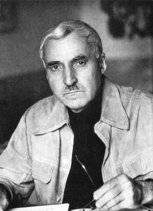 советский поэт Константин Симонов