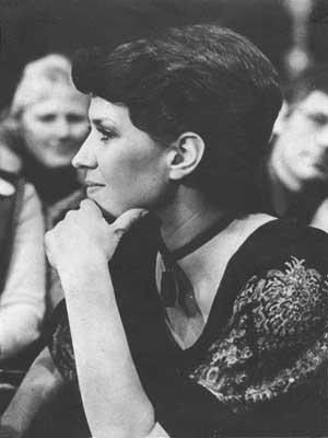 советская поэтесса Татьяна Коршилова