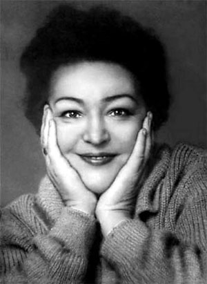 советский поэт Вероника Тушнова