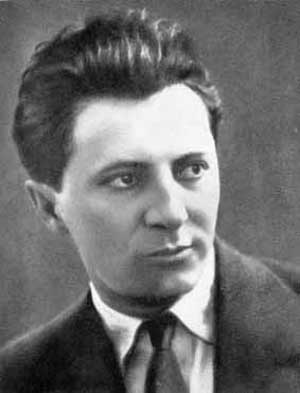 советский поэт Александр Жаров