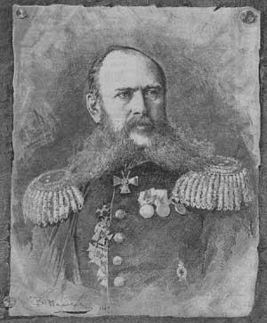 полицмейстер Андриан Дворжицкий