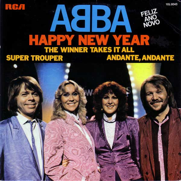 ABBA. «Happy New Year»