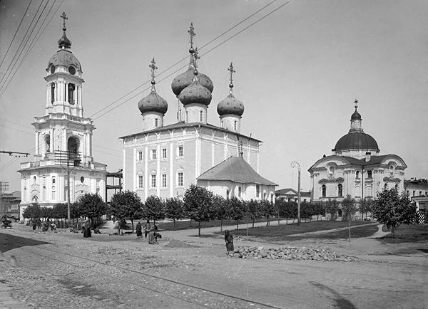 Спасо-Преображенский собор Твери
