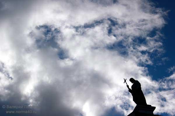 В. Пятинин. Небо