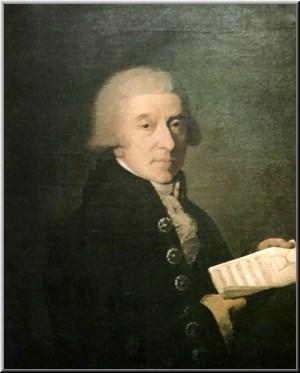 итальянский композитор Сарти