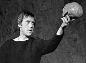 Владимир Высоцкий в роли Гамлетая