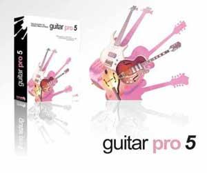 программа Guitar Pro 5. логотип