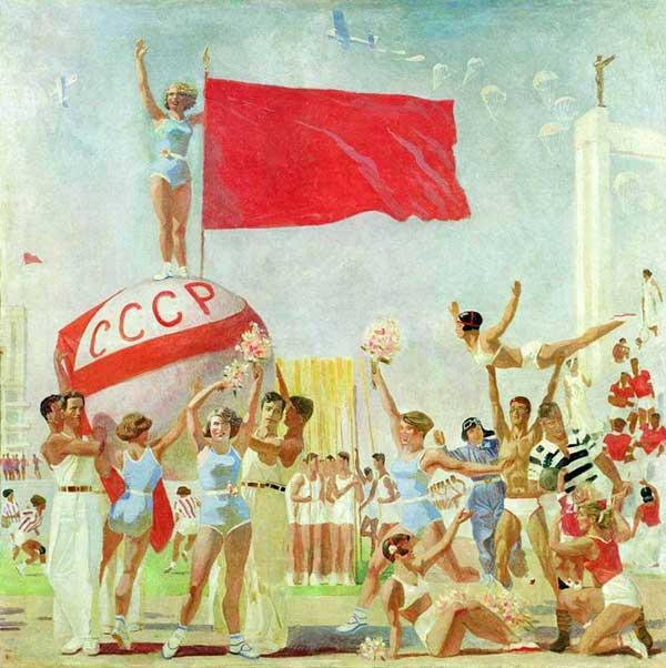 Советская массовая песня доклад 5139